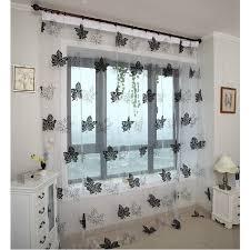 Black Sheer Curtains Black Sheer Curtains Scalisi Architects