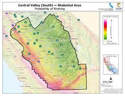 Map Of Sacramento Map Of Central Valley California California Map