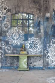 best 25 garden mural ideas on pinterest fence painting garden gorgeous lace graffiti takes traditional domestic craft to the streets