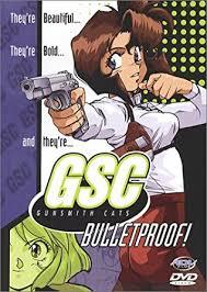 amazon black friday anime amazon com gunsmith cats bulletproof gunsmith cats movies u0026 tv