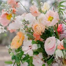 free flowers wedding bouquets fragrance free flowers for brides with allergies