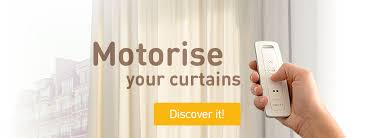 Somfy Blinds Cost Somfy Singapore Home Automation Automatic Curtains And Blinds