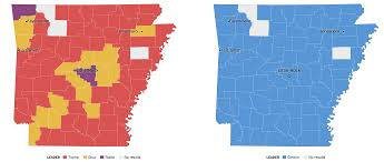 Fayetteville Ar Map Arkansas Primary Election Results 2016 The New York Times