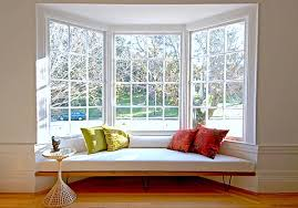 Making A Bay Window Seat - inspirational ideas for cozy window seat