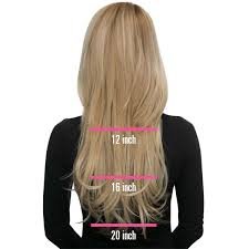 synthetic clip in extensions for longer hair lox hair extensions