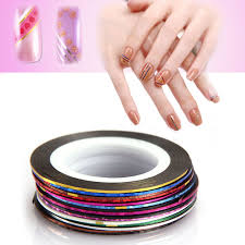 popular striping tape nails buy cheap striping tape nails lots