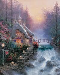 sweetheart cottage ii the kinkade company
