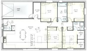 plan plain pied 2 chambres plan maison bois plain pied 2 chambres info 4 9 co
