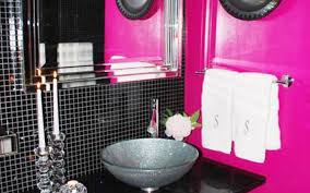 bathroom pretty and cute bathroom design pink color traditional