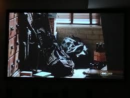 spoiler rick u0027s bag of guns in the governor u0027s room scene