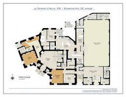 Mansion Plans Floor Plans The Patterson Mansion