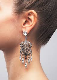 top earing the top sparkle statement earrings happiness boutique