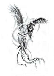 the 25 best angel tattoo designs ideas on pinterest angel