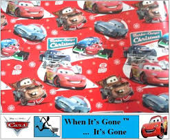 car wrapping paper disney character cards wrapping paper stationery birthday