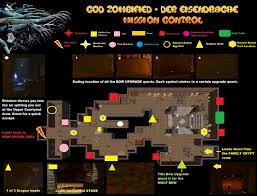 Cod Black Ops Maps Zombified Call Of Duty Zombie Map Layouts Secrets Easter Eggs
