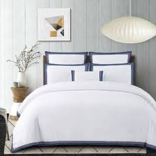Linen Bedding Sets Modern Linen Bedding Sets Allmodern