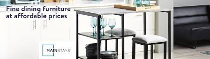 Dining Room Tables And Chairs Cheap by Kitchen U0026 Dining Furniture Walmart Com