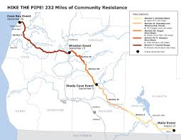 Map Of Coos Bay Oregon by Protest Planned Along Pacific Connector Gas Pipeline Route