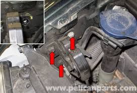 volvo v70 hood release cable and latch replacement 1998 2007