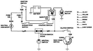 engine start circuit diagram engine wiring diagrams instruction