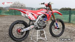 bike motocross 2017 spy photos new bikes from the big four transworld motocross