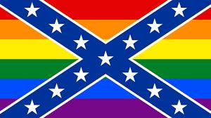 Straight Pride Flag Op Posts Gif Of Alternative Pride Flag To Gaybros And Racism
