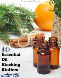 essential oil stocking stuffers 10 gifts for under 20