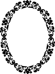 Decorative Frame Png Decorative Frame 1 Clipart I2clipart Royalty Free Public