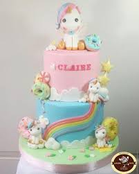 unicorn cake topper rainbow unicorn cake topper 40 cakes cakesdecor