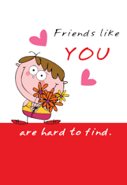 free printable friendship cards greetings island