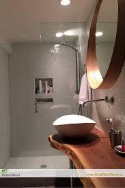 Ontario Bathroom Vanities by Beautiful Live Edge Black Walnut Vanity Top Vanity Counters