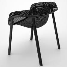 tom dixon mesh chair for magis