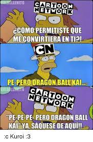Memes Cartoon Network - cartoon network como permitiste que meconvirtiera en tip pe