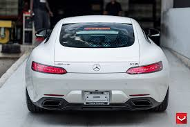 build mercedes the vossen mercedes amg gt s build