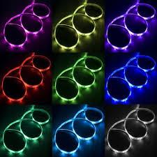 multi color 250 lumens ft led light 20 leds ft indoor