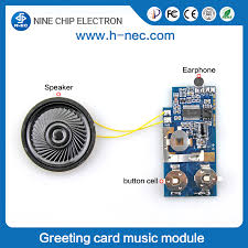 recordable sound chip for greeting card recordable sound chip for