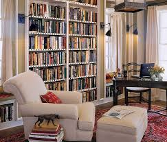 Living Room Library by 36 Fabulous Home Libraries Showcasing Window Seats