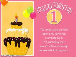 first birthday card message u2013 gangcraft net