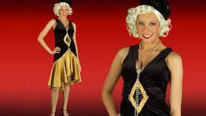 Size Flapper Halloween Costumes Roaring 20 U0027s Size Flapper Costume
