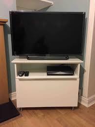 Tv Cabinet Ikea Tv Stand From Metod Cabinet Ikea Hackers Ikea Hackers