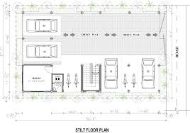 Stilt House Plans 2 Bhk Apartments In Medavakkam Gayathiri Nagar Medavakkam Chennai
