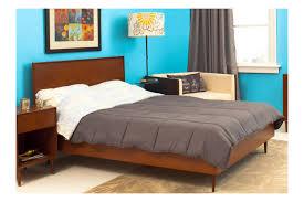 mid century modern bedroom sets midcentury modern king bed beds bedroom by urbangreen