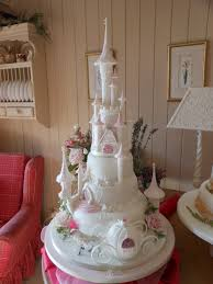 wedding cake castle enchanted castle cake the wedding cake