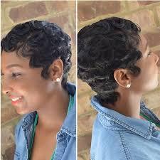 black soft wave hair styles 360 best cute styles fingerwaves soft curls images on ocean waves