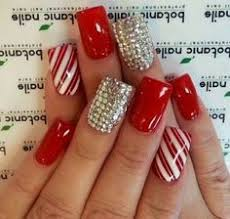 23 amazing french manicure nail art designs nail art snowflakes