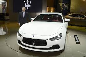 2014 maserati ghibli ordering guide leaked on enthusiast forum