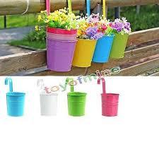 2017 garden pots planters flower pots planters fashion metal iron