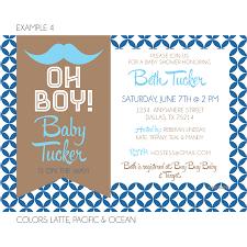 mustache baby shower invitations mustache baby shower invitation kateigroup