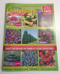 mail order garden catalogs seed and plant catalogs