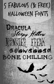 halloween download free 5 fabulous and free fonts for halloween tipsaholic